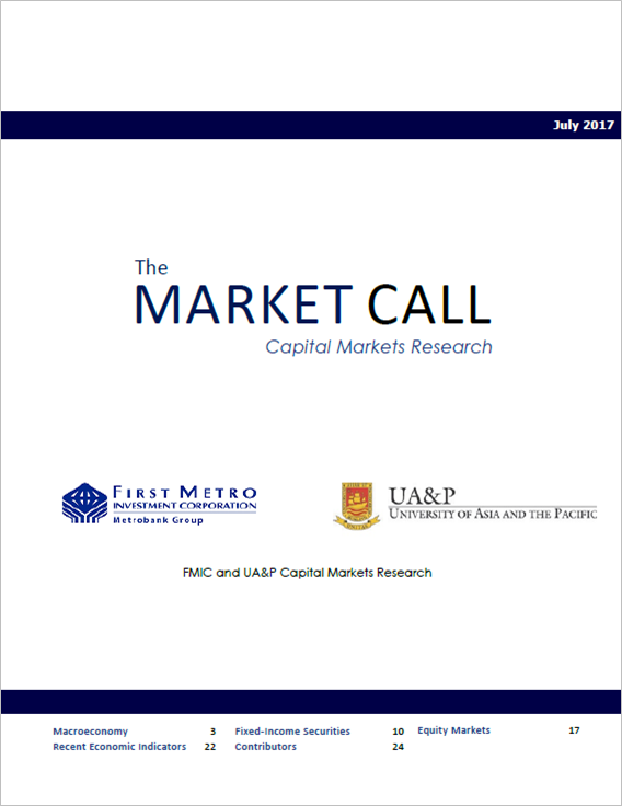 The Market Call | July 2017