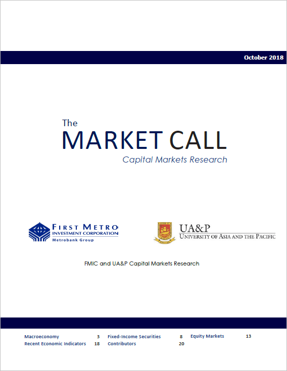 The Market Call | October 2018