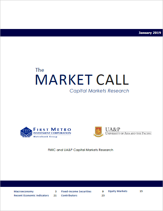 The Market Call | January 2019